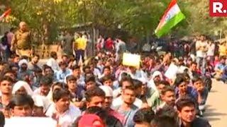 Massive Student Protest In New Delhi | SSC Exam Issue
