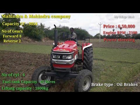 Xxx Mp4 Mahindra Arjun Ultra 1 555 DI Tractor Cultivation In Farming Land My Village Work 3gp Sex