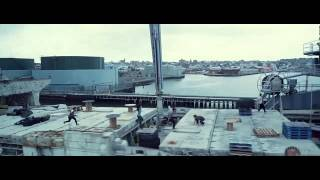 Parkour in Ship (Tracers - 2014)