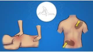 Massagem Relaxante para Dor nas Costas