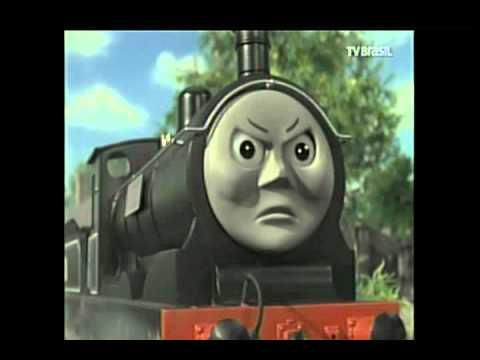 Thomas e seus amigos Gordon e o mecânico