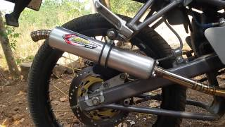 Ninja 150RR with creampie ns2 stenliss