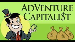 Deli Gibi Para Kazandıran Oyun - AdVenture Capitali$t