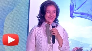 Manisha Koirala Gets EMOTIONAL Speaking About Her Cancer Journey