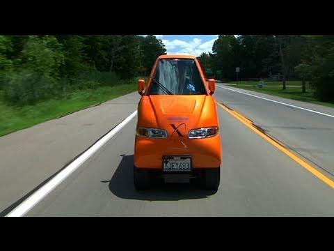Tango Progressive Insurance Automotive X PRIZE