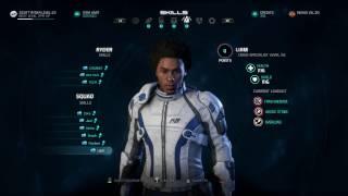 Mass Effect Andromeda Unlock Liam Rank 6 Skills