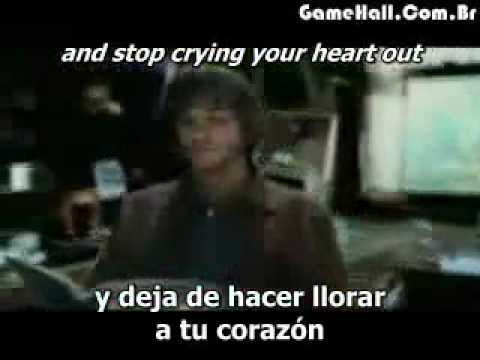 Stop crying your heart out by Oasis Subtitulado