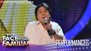 """Your Face Sounds Familiar: Eric Nicolas as Willie Revillame - """"Ikaw Na Nga"""""""