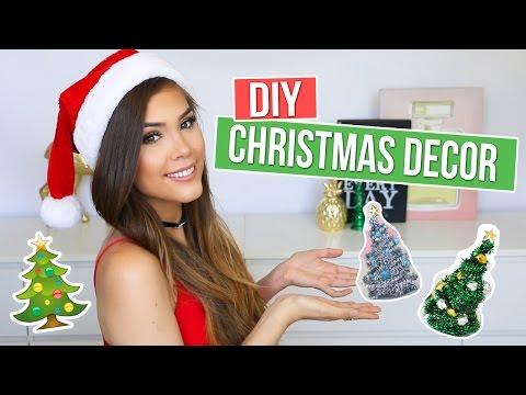 EASY DIY CHRISTMAS DECOR + IDEAS | Katerina Williams