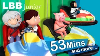 Bumper Cars Song | + More Original Kids Songs | From LBB Junior!