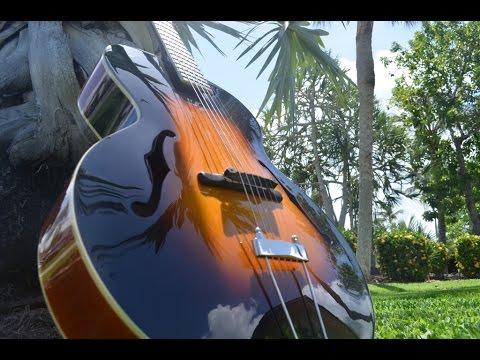 Dean Murphy - The Loar LH-300 acoustic archtop review
