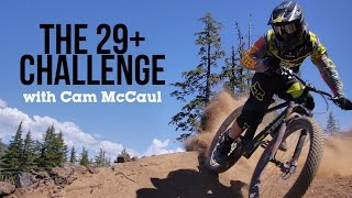 Cam McCaul and the 29+ Challenge