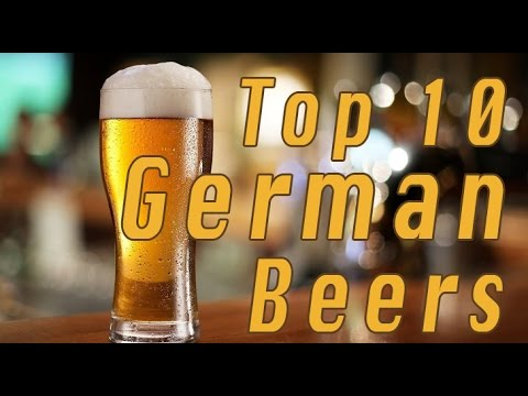 Top 10 German Beers