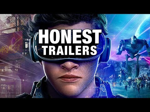 Honest Trailers Ready Player One