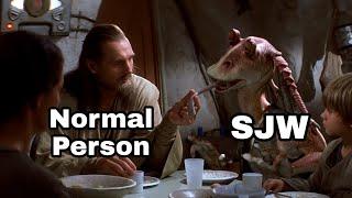How To Shut Down An SJW - Saving Society & Star Wars