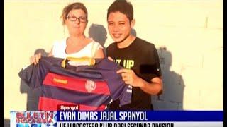 Evan Dimas Trial Di Klub Kasta Kedua Liga Spanyol, UE Llagostera - BIP 12/08