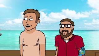 "Tom and Dan Toons! - Season #2 - Episode #13 - ""All Life Crisis"""