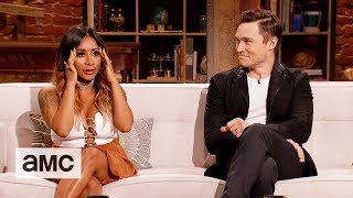 Talking Dead: 'Alicia & Jake's Relationship' ft. Snooki Highlights Ep. 720