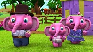 Rig a Jig Jig | Nursery Rhyme and Songs for Children | Kids Songs