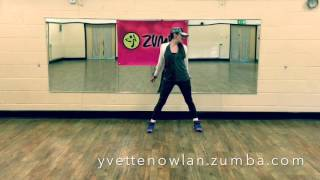 A tribute to Prince, 'Kiss' choreography by Yvette Wooding for dance/fitness class