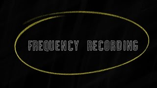 TASN Training Videos: Frequency Recording