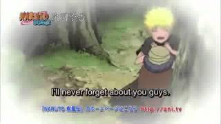 Naruto Shippuden Episode 315 Preview English