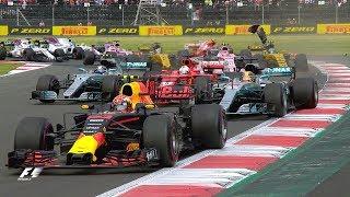 Mexico Grand Prix Highlights   2017 Director's Cut
