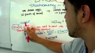IGCSE Chemistry Mole Concept Lesson 6: Stoichiometry and Limiting Reactants