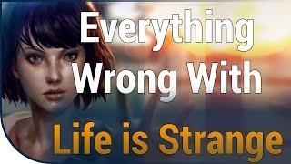 Game Sins | Everything Wrong With Life Is Strange