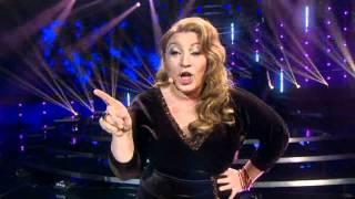 Vad heter programledarna egentligen (Melodifestivalen 2012 deltävling 3 Leksand)