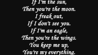 Claude Kelly ft Corbin Bleu - My everything Lyrics