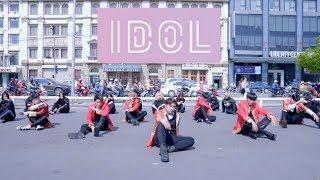 [KPOP IN PUBLIC CHALLENGE] BTS (방탄소년단) 'IDOL' | Dance Cover | B.K.A.V