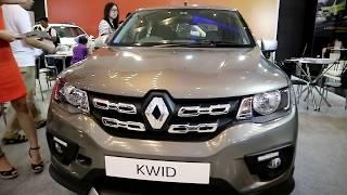 Renault KWID 2018 ,Exterior and Interior