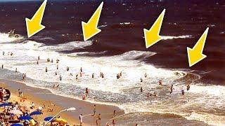 ظواهر طبيعية لها علاقة بالماء قد تشكل خطرا على حياتكم !!