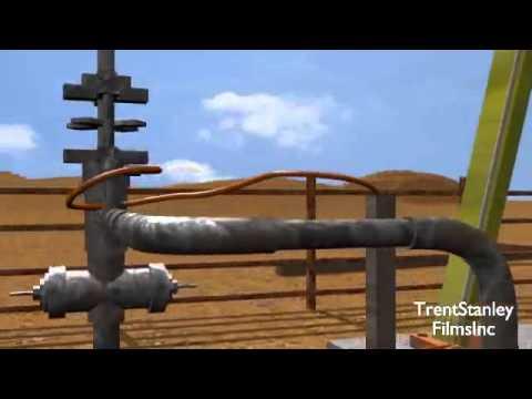 How petroleum exploration and refining process
