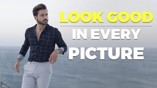 HOW TO LOOK GOOD IN EVERY PHOTO | Look Good on Instagram | Alex Costa