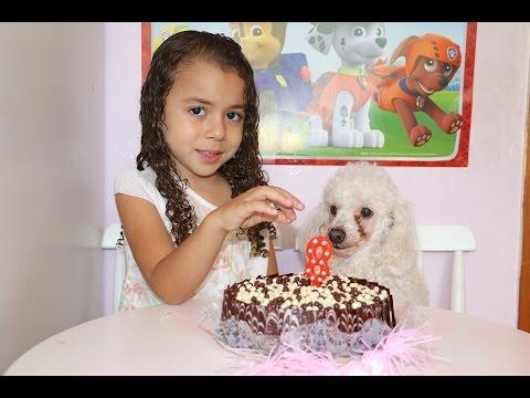 O Aniversário da Juju Patrulha Canina