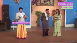 Slow Motion Beghairati With Deedar, Funniest Punjabi Stage Drama