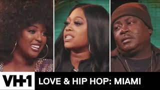 Trina, Trick Daddy & Amara of Love & Hip Hop: Miami Dish The Dirt w/ The Shade Room | VH1