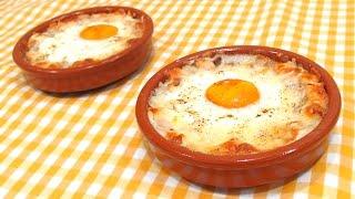 Huevos Napoleón | Receta rápida y sencilla