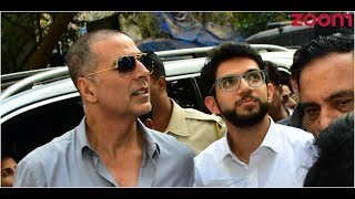 Uncontrollable Mob Forces Akshay Kumar To Leave An Event Halfway | Bollywood News