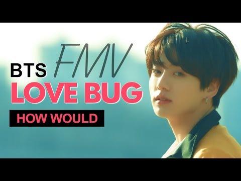 "[FMV] How Would BTS Sing GFRIEND "" LOVE BUG "" (Male Version) Line Distribution *10K Special*"