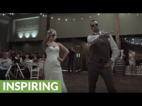 Xxx Mp4 Incredible Father Amp Daughter Wedding Dance Routine 3gp Sex