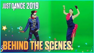 Just Dance 2019 - Real dancers behind the scenes