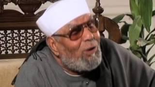 الحلقة السادسة من برنامج لقاء الايمان / لفضيلة الشيخ محمد متولي الشعراوي