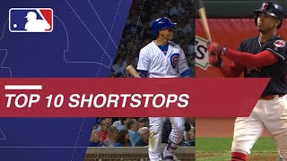 Top 10 Shortstops Right Now