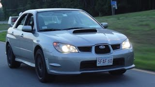 2006 Hawkeye Subaru STI Review!