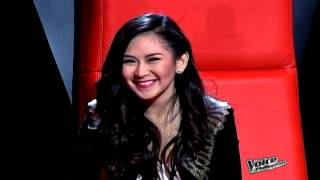 THE VOICE Philippines : MORISETTE AMON (Blind Audition)