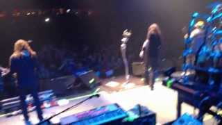 Korn - Love & Meth (live, filmed from the Korn Kage) @ Roseland Ballroom, NYC, 9/27/13