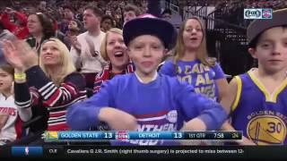Golden State Warriors VS Detroit Pistons FULL GAME